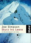 Sturz ins Leere, Touching the void